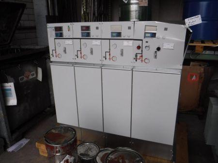 eine ungebrauchte Schaltanlage von Siemens