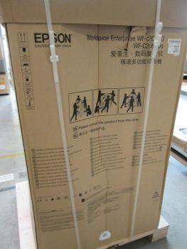 EPSON Multifunktionsgerät WF-C20600D4TW